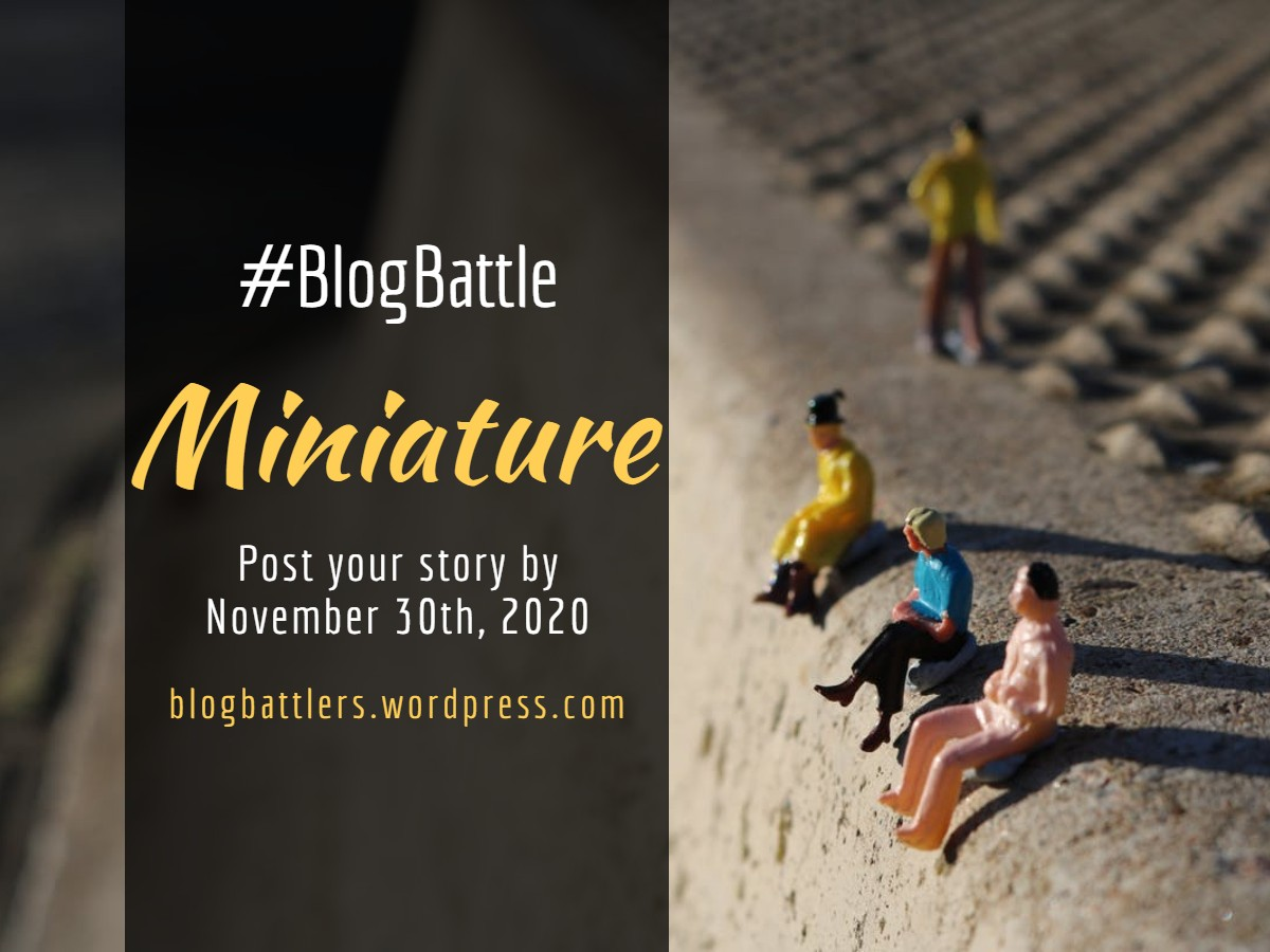 November BlogBattle short story prompt